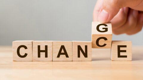 ITFM TBM chancing change